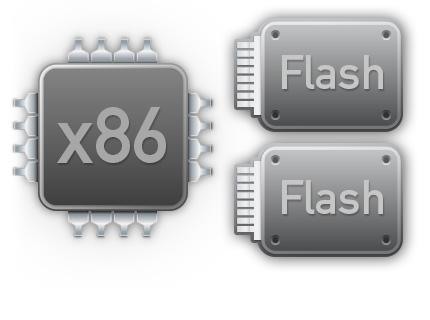 server flash